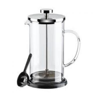 Manual piston coffee machine